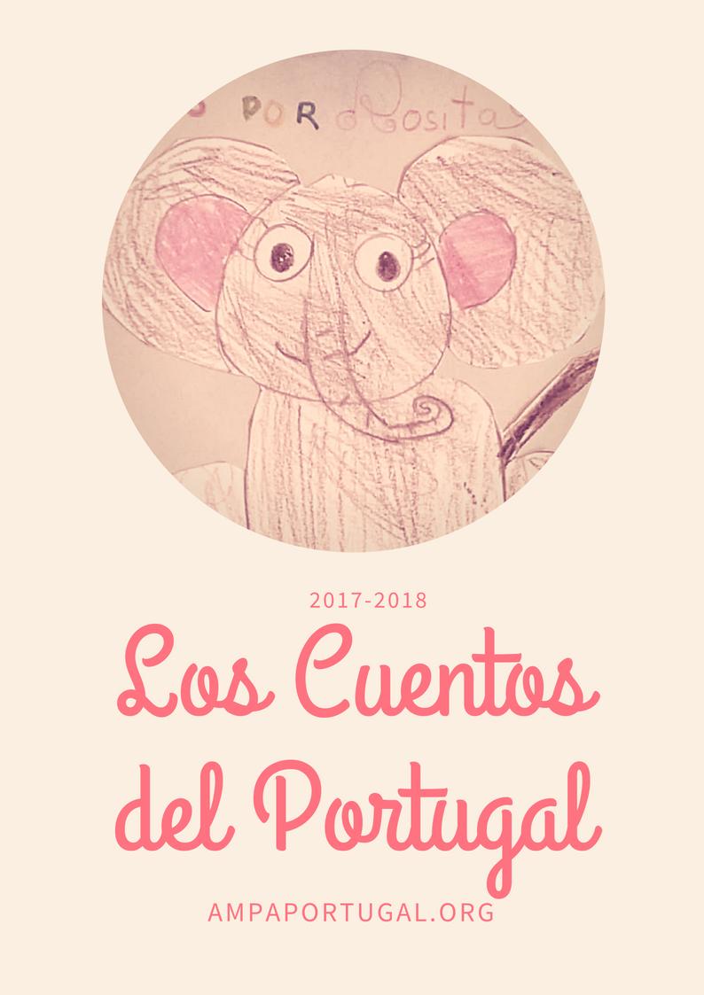 """Ya está aquí """"El libro de los Cuentos del Portugal 2017/2018"""