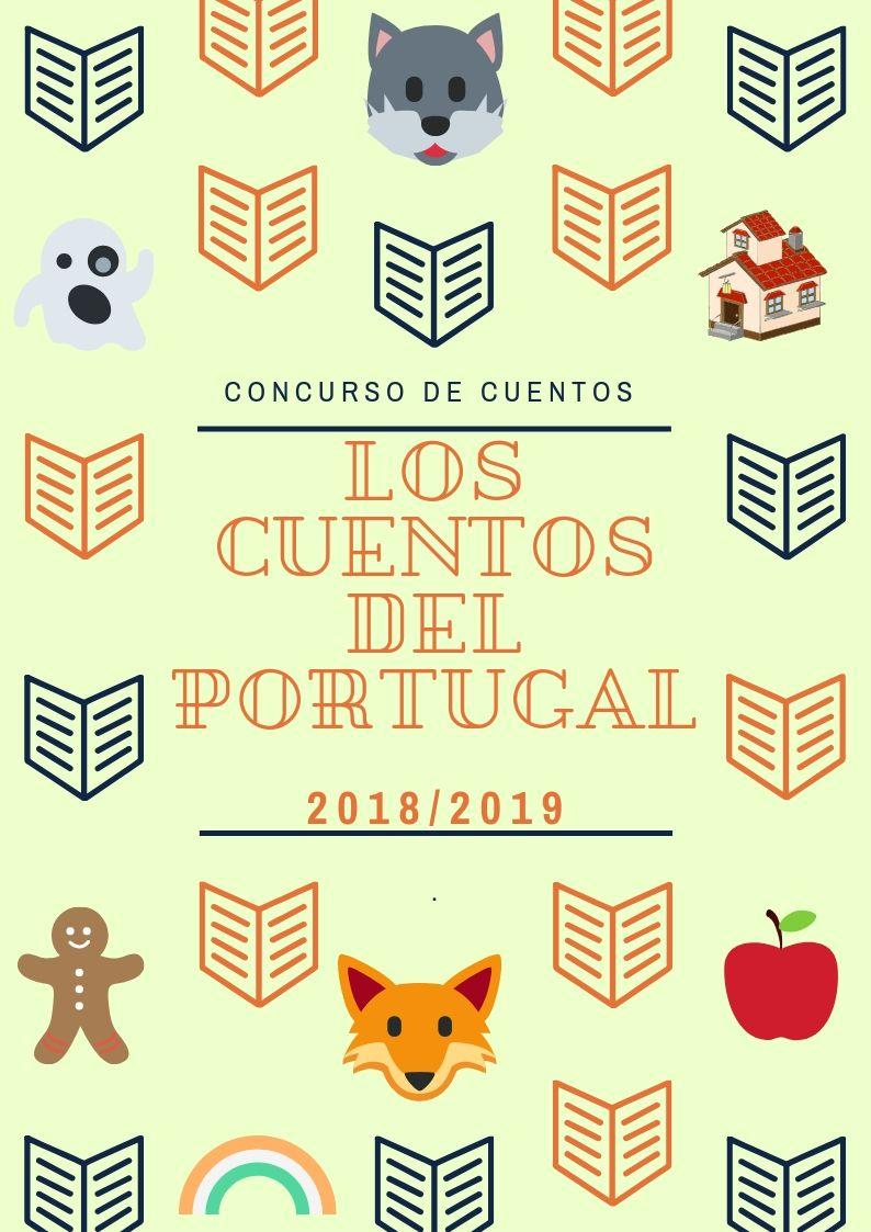 Concurso de cuentos CEIP Portugal 2018/2019. Publicación completa
