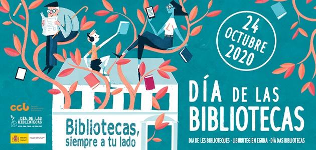 """Día de las bibliotecas y """"Concurso de cuentos abril 2020"""""""
