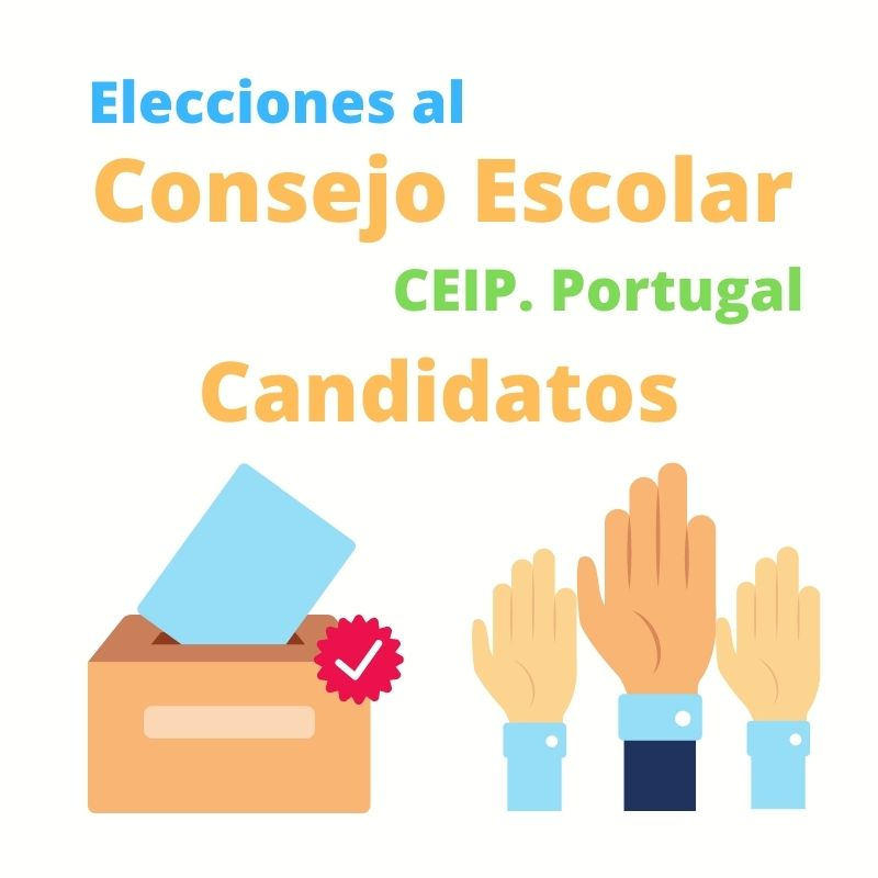 Candidatos a las elecciones del  Consejo Escolar