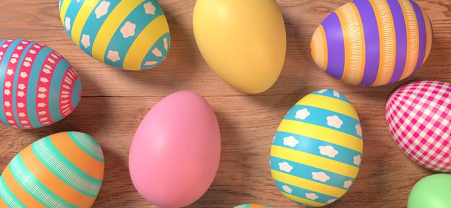 Taller: Hacemos huevos de pascua
